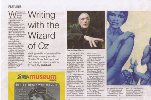 The best writing course in London: legendary critic Charles Shaar Murray's Hothouse Journalism as Craft and Art